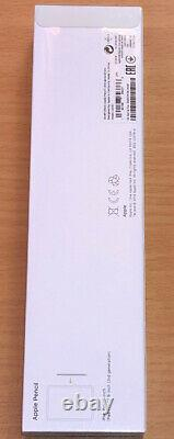 Official Apple Pencil A2051 (2nd Generation) White Brand New Sealed Box