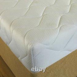 Orthopaedic New Reflex Eco All Foam Mattress 4 Inch Depth