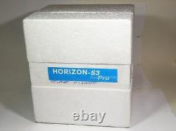 Panoramic 35mm film camera Horizon 203 S3 PRO. Brand New. In a white (foam) box