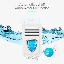 R290 Air Conditioner Portable Conditioning Unit 9000BTU 2.06kW Remote Class A