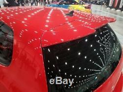Rear Spoiler VW Golf 5 MK5 R32 GTI