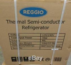Reggio RF48L 48 Litre 12v 240 Volt 2 Way Camper Caravan Motorhome Fridge FA8168
