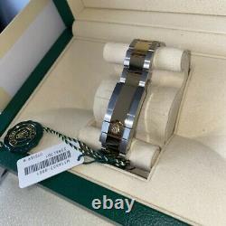 Rolex Daytona 116503 Bi Metal White Face Box & Papers BRAND NEW / UNWORN