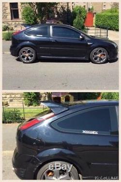 Roof Spoiler (rs Look) Ford Focus Mk2 (primed) 3&5 Door (2004-2011)