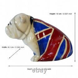 Royal Doulton BRAND NEW Jack the Bulldog 007 SPECTRE James Bond FREE WithW Postage