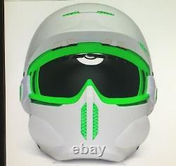 Ruroc White RG1-X Ski/Snowboard Helmet Brand New 2014/15 Range
