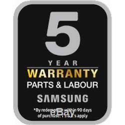 Samsung WW80J5555FC ecobubble A+++ Rated 8Kg 1400 RPM Washing Machine Graphite