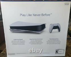Sony PlayStation 5 Console Disc Version (PS5) Brand New, SHIPS NOW