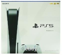 Sony PlayStation 5 Gaming Console Disc Version PS5 Brand NEW PS5CONDISCD