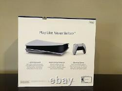 Sony PlayStation 5 PS5 Disc Version Next Gen Console In Hand Brand New Ships Now