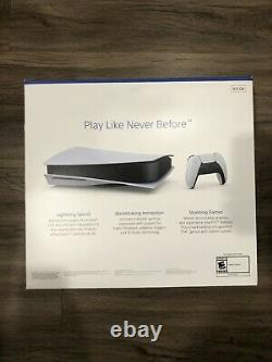 Sony Playstation 5 Console Disc Version PS5. IN HAND. BRAND NEW. SHIPS TODAY