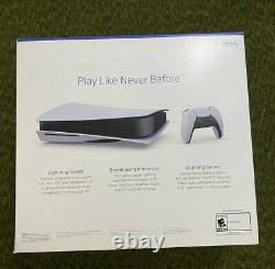 Sony Playstation 5 Disc Version BRAND NEW IN HAND SHIPS NOW