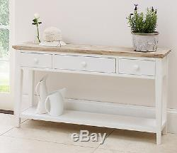 Stunning FLORENCE Console Table, Quality kitchen hall console table, Colour choice