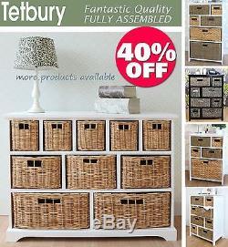 Tetbury Storage Unit Large Chest Of
