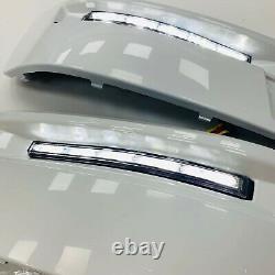 VW T5 Transporter DRL Kit 2010 2015 Facelift GP Candy White Brand New
