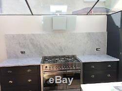 White Marble, Granite and Quartz kitchen worktops New g
