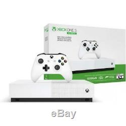 Xbox One S 1TB All-Digital Edition Gaming Console Xbox One S White Controller