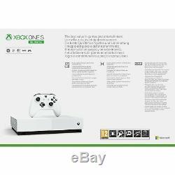 Xbox One S 1TB All Digital Edition V2 Console & Game Bundle