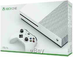 Xbox One S 1TB Console White Brand New Console