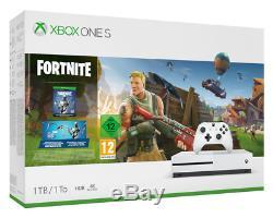 Xbox One S 1TB Fortnite Console