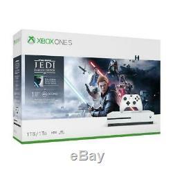 Xbox One S 1TB Star Wars Jedi Fallen Order Console Bundle