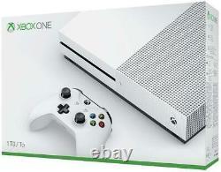 Xbox One S 1TB White Console Brand New