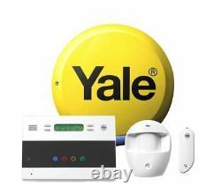 Yale EF-KIT2B Wireless Easy fit Telecommunicating starter alarm BRAND NEW